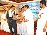 IT Excellence Award from Minister for Tourism & Welfare Mr.A.P.Anilkumar