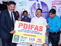 Launch of PDIFAS by Minister for Local Administration Dr.KT.Jaleel