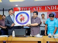 Launching of EDUCATE INDIA by Minister for social welfare & Panchayath MK Muneer